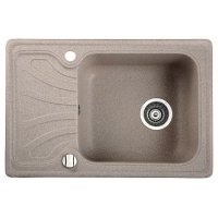 Кухонная мойка MARMORIN DATO 1 bowl sink draining board