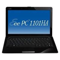 Цена и где купить Ноутбук ASUS Eee PC 1101HA Black (90OA1JD34222987E50AQ) Z520/2/250/1366/GMA/NoDVD/BT/W7s