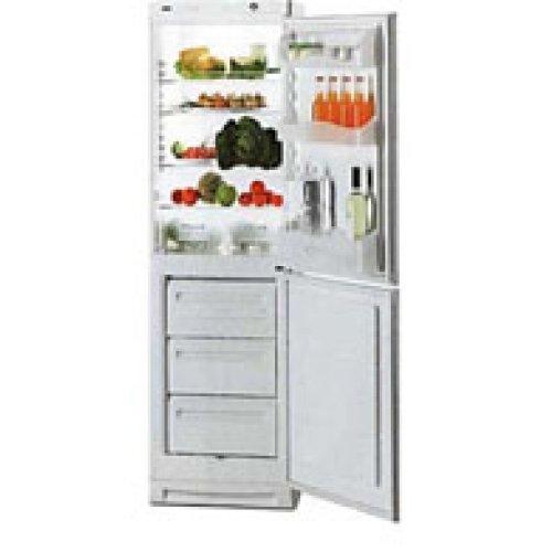 Холодильник двухкамерный zanussi zrb934pwh2; ; общий объем 315 л; 175 х 59,5 х 65,8 см