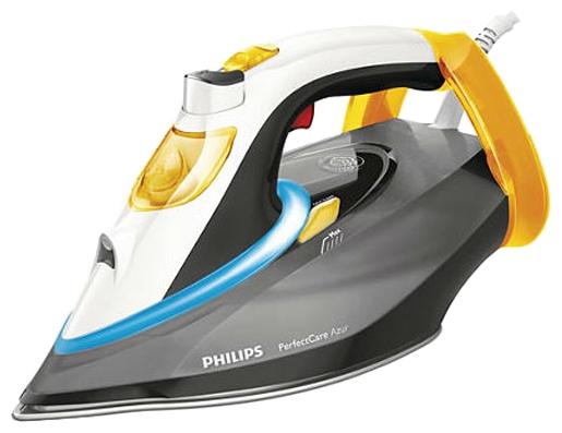 Утюг Philips GC 4912/80 2400Вт черно-белый