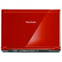 Ноутбук ViewSonic VNB101 (VNB101RARR-E) Red