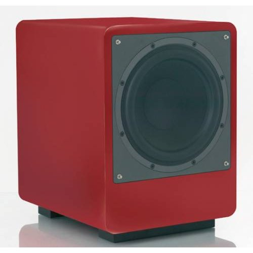Сабвуфер Tangent Clarity Sub, high gloss red