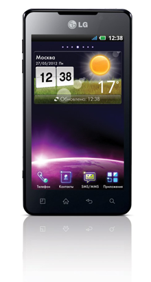 LG Optimus 3D MAX: 3D-смартфон мобильный телефон нового поколения от LG