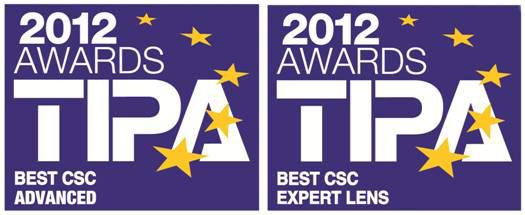 TIPA Awards 2012 logo логотип