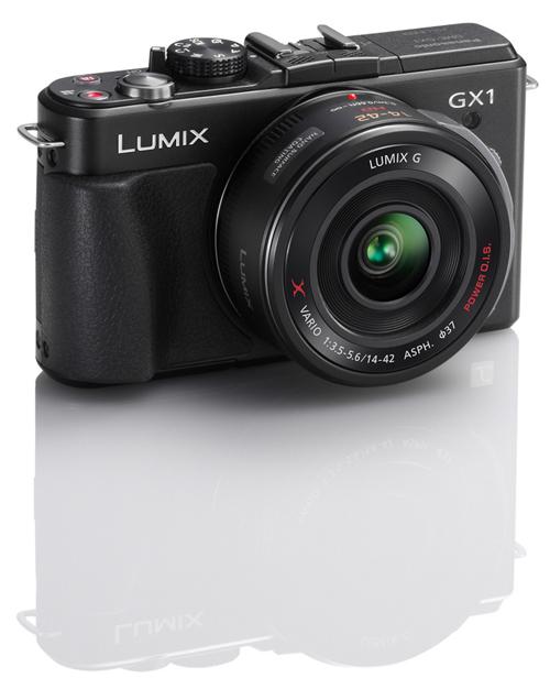 Фотоаппарат LUMIX GX1, принадлежащий к семейству цифровых фотокамер LUMIX G Micro System, был назван «Лучшим компактным системным фотоаппаратом среднего уровня»