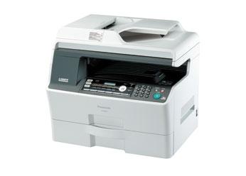 Panasonic KX-MB3030RU - новая модель МФУ, ориентированная на сегмент среднего офиса и большие рабочие группы. Panasonic KX-MB3030RU обладает высокими показателями производительности и совмещает в себе принтер, сканер, копир, факс и PC-факс