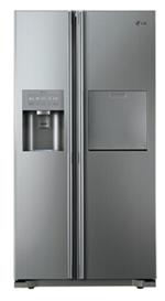 lg GW-P227NAXV Новая серия SIDE-BY-SIDE холодильников LG 227-й серии с диспенсером
