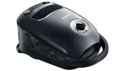 Samsung F600 – самый мощный пылесос компании с мешком для сбора пыли